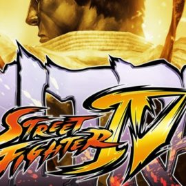 DISC release Ultra Street Fighter IV
