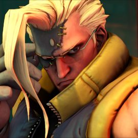 Rise Up, New Street Fighter V gameplay