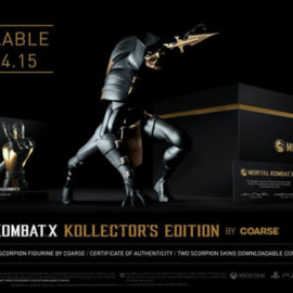How they made the Mkx kollector's edition