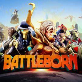 Battleborn E3 Gameplay