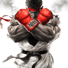 Street Fighter V event