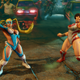 R. Mika's Original Voice Actor Isn't On Board For SFV