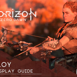 Cosplay for Horizon: Zero Dawn made easy