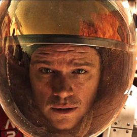 New Trailer For Ridley Scott's The Martian Hits The Web