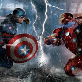 Teams Revealed For Captain America: Civil War