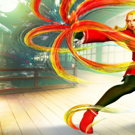 Karin Kanzuki Joins The SFV Roster