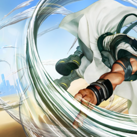 Street Fighter V Rashid Added To The Roster