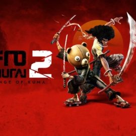 Review: Afro Samurai 2: Revenge Of Kuma – Volume 1