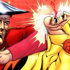 New Flash Season 2 Promo Shows Jay Garrick And Atom Smasher
