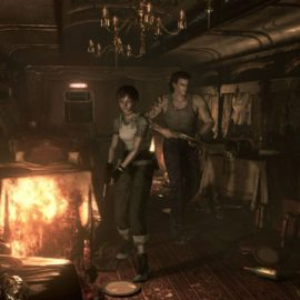 Resident Evil 0 Achievements And Trophies Revealed