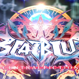 BlazBlue: Central Fiction's Main Visual