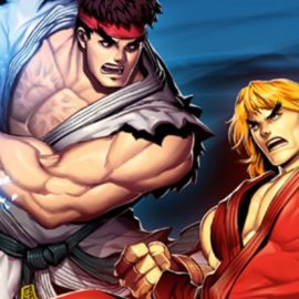 Street Fighter Unlimited #1 Retail Covers Revealed