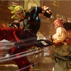 Will SFV Have A Priority System?