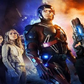 New Full-Length Trailer For Legends Of Tomorrow Released