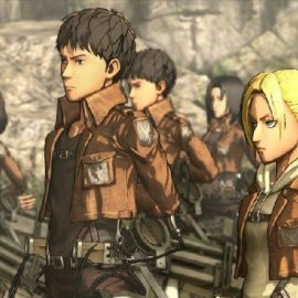 New Teaser And Screens For Koei Tecmo's Attack On Titan