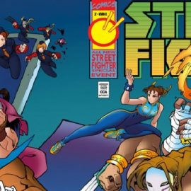 Review: Street Fighter Unlimited #2