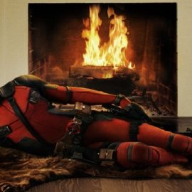 Merry Christmas From Our Hero Deadpool