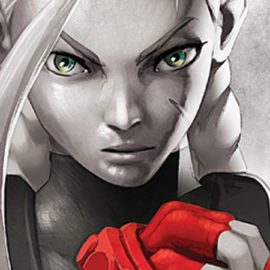 Street Fighter Unlimited #3 Preview