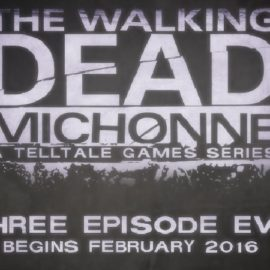 The Walking Dead: Michonne Coming February 2016