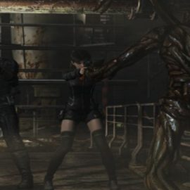 """Gameplay From The Upcoming """"Wesker Mode"""" In Resident Evil 0"""