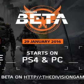 The Division Beta Details Released
