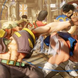 New Bread And Butter Combo Guides For Street Fighter V's Nash And Cammy