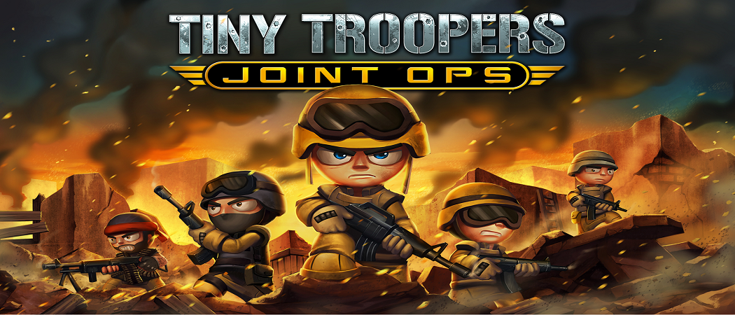 Tiny Troopers - Joint Ops 1050x450
