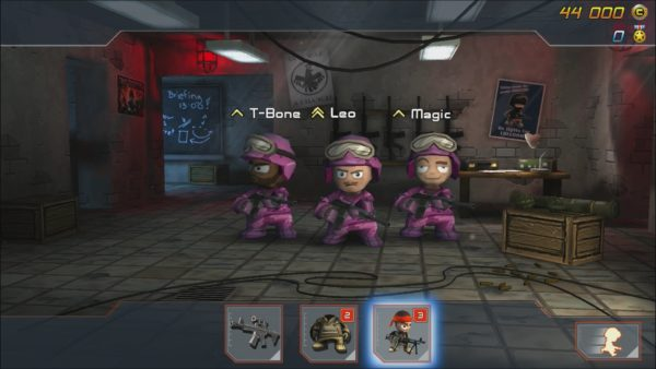 Tiny Troopers - The Squad