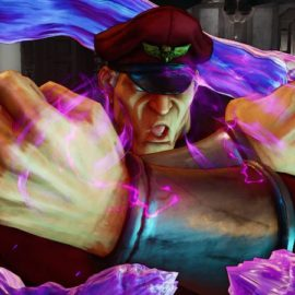 SFV: M. Bison Official Character Guide