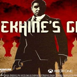 Alekhine's Gun – Launch Trailer