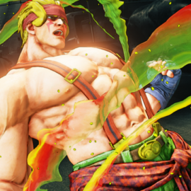 SFV: Alex Official Character Guide
