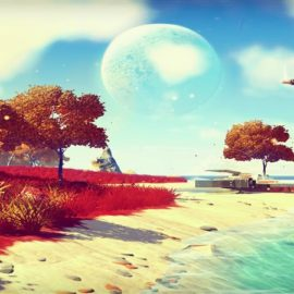 Total Perspective Vortex And Other Trophies For No Man's Sky