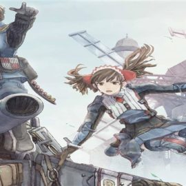 Valkyria Chronicles Remastered Story Trailer