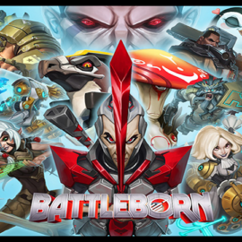Battleborn; just check out this badass launch trailer!