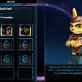 Ratchet And Clank Join Dead Star