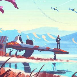 No Man's Sky Update 1.03 Details | Day One Patch Revealed By Sean Murray