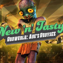 Limited Run Oddworld: New 'n' Tasty Available Today