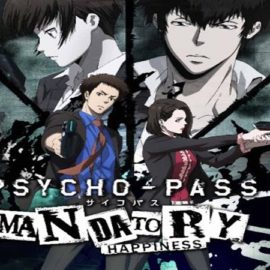 Psycho-Pass: Mandatory Happiness Releasing This September