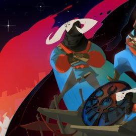 Pyre Announced For PS4 And Steam