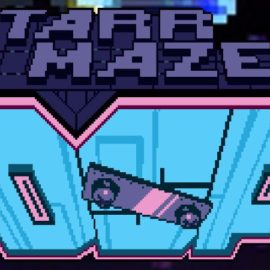 Starr Mazer: DSP Public Demo Launching In April's Indiebox!