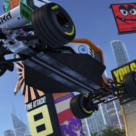 Review | TrackMania Turbo | PS4