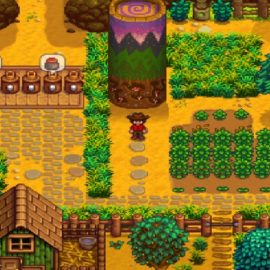 Stardew Valley Is Coming To Consoles!