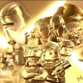 Preview | LEGO Star Wars the Force Awakens | Interview