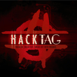 Preview | Hacktag | 2P. Co-op Stealth | GamesCom 2016