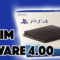 PS4 Slim Leak and System Software 4.00 Preview