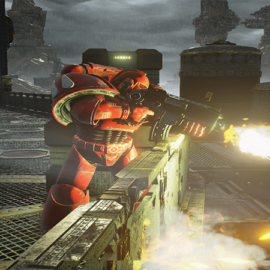 WARHAMMER 40,000:Eternal Crusade, Confirmed For September 23rd