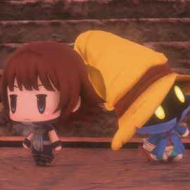 World Of Final Fantasy TGS 2016 Trailer