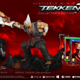 Tekken 7 Release Date Revealed