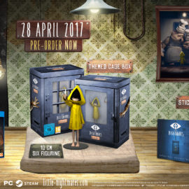 Little Nightmares Release Date And Editions Revealed