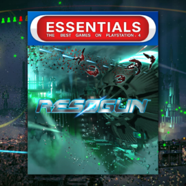 PS4 Essential 01 Resogun incl. DLC